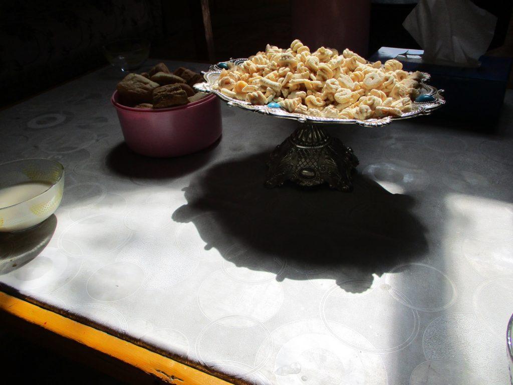 テレルジ国立公園の食事